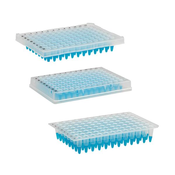 Placas para PCR
